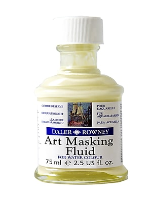 Daler-Rowney Art Masking Fluid, 75 Ml, Pack Of 2 (2PK-114007020)
