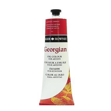 Daler-Rowney Georgian Oil Colours, Pyrrole Red, 225 Ml (111225512)