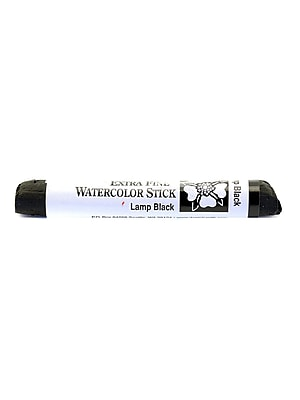 Daniel Smith Extra Fine Watercolor Sticks Lamp Black [Pack Of 2] (2PK-284 670 029)