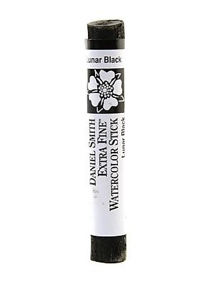 Daniel Smith Extra Fine Watercolor Sticks Lunar Black [Pack Of 2] (2PK-284 670 013)