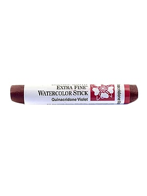 Daniel Smith Extra Fine Watercolor Sticks Quinacridone Violet [Pack Of 2] (2PK-284 670 014)