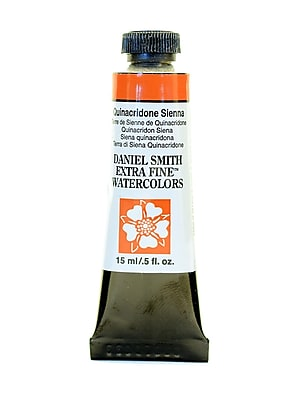 Daniel Smith Extra Fine Watercolors Quinacridone Sienna 15 Ml (284 600 093)