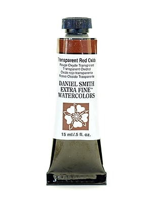 Daniel Smith Extra Fine Watercolors Transparent Red Oxide 15 Ml (284 600 187)