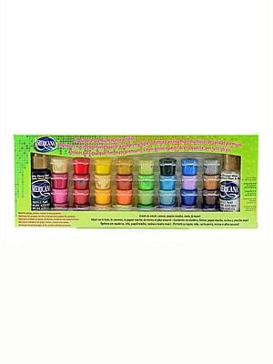 Decoart Americana Acrylic Paint Value Pack Set Of 34 (DASK293-K)