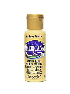 Decoart Americana Acrylic Paints Antique White 2 Oz. [Pack Of 8] (8PK-DA58-3)