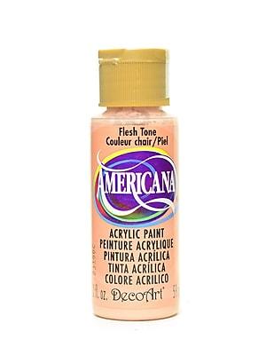 Decoart Americana Acrylic Paints Flesh Tone 2 Oz. [Pack Of 8] (8PK-DA78-3)