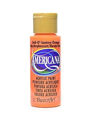 Decoart Americana Acrylic Paints Jack-O-Lantern 2 Oz. [Pack Of 8] (8PK-DA229-3)