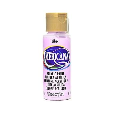 Decoart Americana Acrylic Paints Lilac 2 Oz. [Pack Of 8] (8PK-DA032-3)