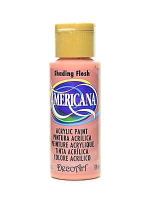 Decoart Americana Acrylic Paints Shading Flesh 2 Oz. [Pack Of 8] (8PK-DA137-3)