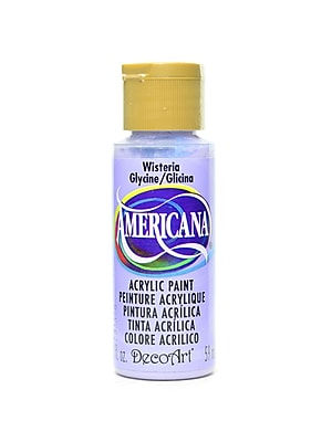 Decoart Americana Acrylic Paints Wisteria 2 Oz. [Pack Of 8] (8PK-DA211-3)