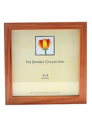 Dennis Daniels Gallery Woods Essential Frames 5 In. X 5 In. Cherry [Pack Of 2] (2PK-W4105.5C)