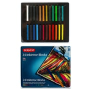 Derwent Inktense Blocks Sets Set Of 24 (2300443)