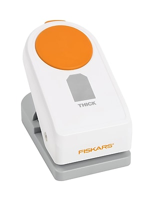 Fiskars Heavy Duty Punches 2 In. Tag (109150-1001)
