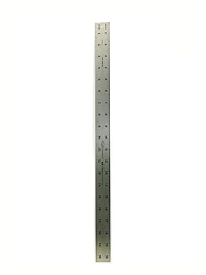 Gaebel 600 Series Stainless Steel Ruler 24 In. (600 24