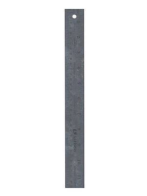 Gaebel 605 Series Stainless Steel Rulers 18 In. (605 18