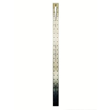 Gaebel Two-Sided Steel Rulers 24 In. 604 (604 24