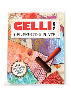 Gelli Arts Gelli Printing Plates Rectangular 8 In. X 10 In. (013964349221)