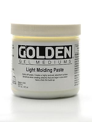 Golden Molding Paste Light 16 Oz. (3575-6)