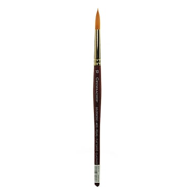Grumbacher Goldenedge Watercolor Brushes 10 Round (4620.10)