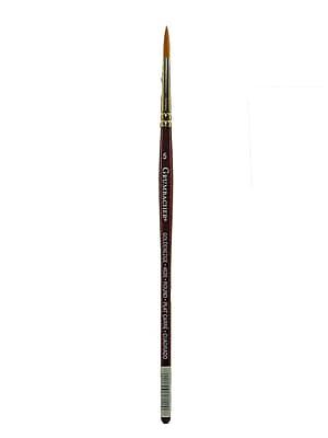 Grumbacher Goldenedge Watercolor Brushes 5 Round (4620.5)