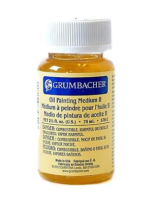Grumbacher Oil Painting Medium Ii Each [Pack Of 2] (2PK-576-2)