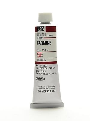 Holbein Artist Oil Colors Carmine 40 Ml (H202)