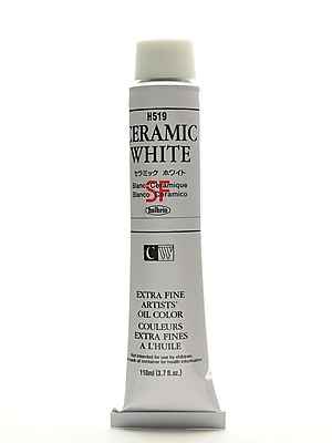 Holbein Artist Oil Colors Ceramic White 110 Ml (H519)