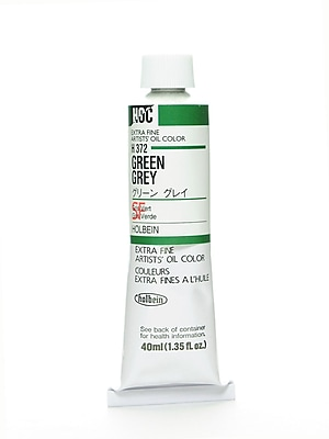 Holbein Artist Oil Colors Green Gray 40 Ml (H372)