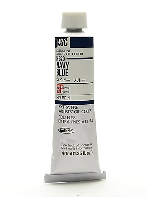 Holbein Artist Oil Colors Navy Blue 40 Ml (H320)