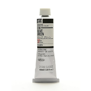 Holbein Artist Oil Colors Olive Green 40 Ml (H290)