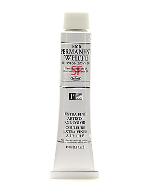 Holbein Artist Oil Colors Permanent White Sf 110 Ml (H515)