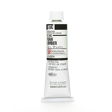 Holbein Artist Oil Colors Raw Umber 40 Ml (H342)