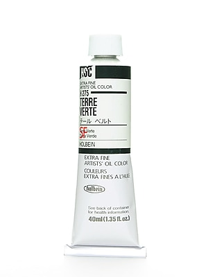 Holbein Artist Oil Colors Terre Verte 40 Ml [Pack Of 2] (2PK-H275)