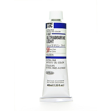 Holbein Artist Oil Colors Ultramarine Light 40 Ml (H307)