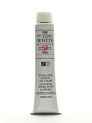 Holbein Artist Oil Colors Zinc White 110 Ml (H505)