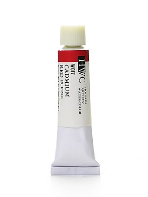 Holbein Artist Watercolor Cadmium Red Purple 5 Ml (W017)