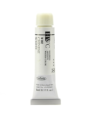 Holbein Artist Watercolor Chinese White 5 Ml (W002)