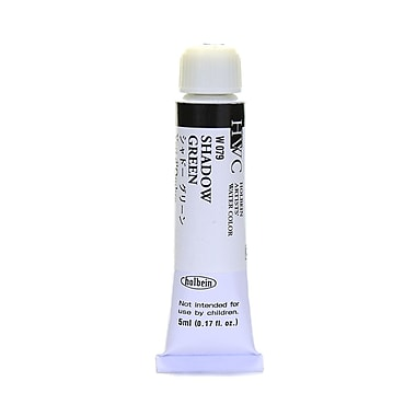 Holbein Artist Watercolor Shadow Green 5 Ml [Pack Of 2] (2PK-W079)