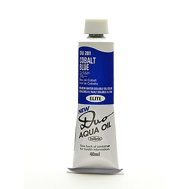 Holbein Duo Aqua Artist Oil Color Cobalt Blue 40 Ml (DU281)