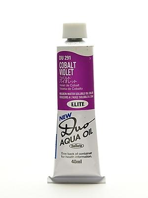 Holbein Duo Aqua Artist Oil Color Cobalt Violet 40 Ml (DU291)