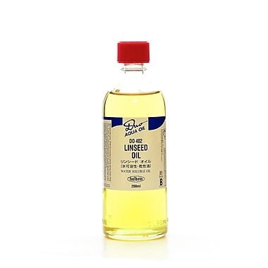 Holbein Linseed Oil 200 Ml (DO402)