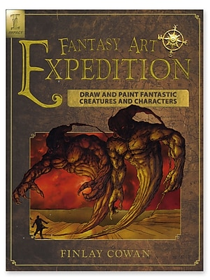 Impact Fantasy Art Expedition Each (9781440303876)