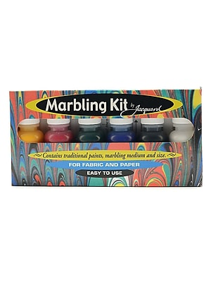 Jacquard Marbling Kit Each (JAC9609)