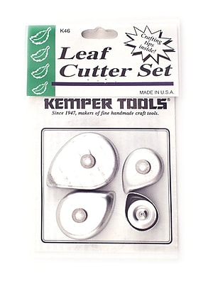 Kemper Leaf Cutter Set Set Of 4 (K46)