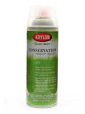 Krylon Conservation Retouch Varnish 11 Oz. Can (1372)