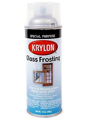 Krylon Frosted Glass Finish 12 Oz. (I00810) 2168721