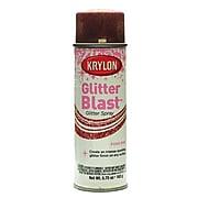 Krylon Glitter Blast Spray Paints Posh Pink 5 3/4 Oz. (3812)