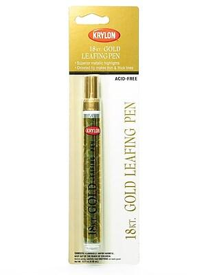 Krylon Leafing Pens 18 Kt Gold (K09901)