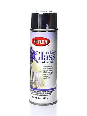 Krylon Looking Glass Mirror-Like Paint 6 Oz. (9033)