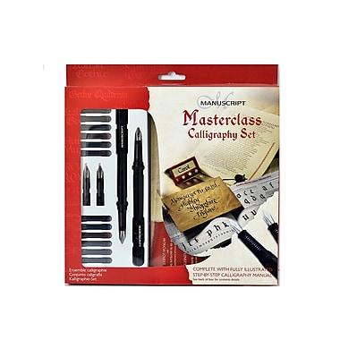 Manuscript Calligraphy Masterclass Set Calligraphy Set [Pack Of 2] (PK2-MC146)